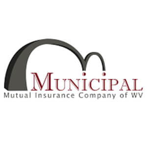 Logo for Municipal insurance company. Links to their contact info.